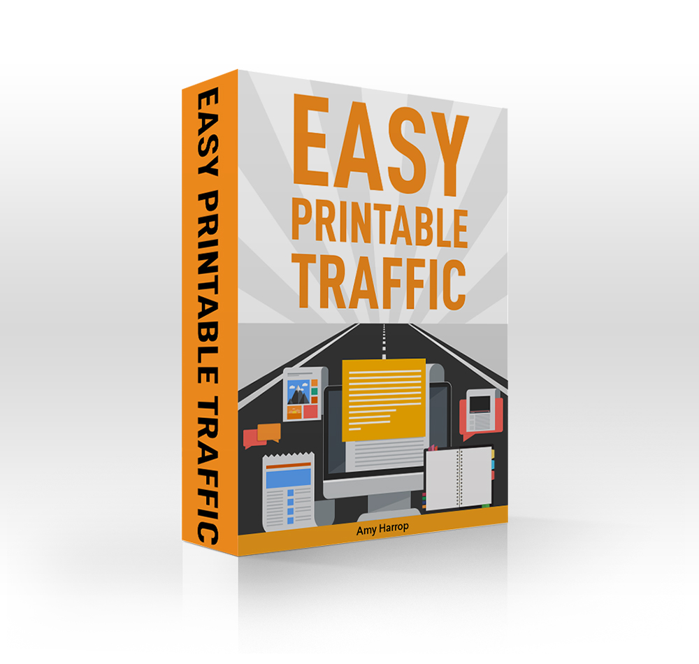 Easy Printable Traffic Review