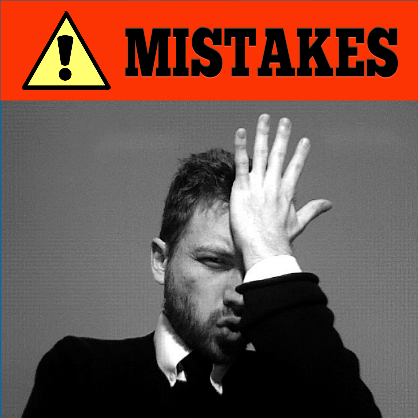 Five Mistakes Keeping You From Being a Bestseller