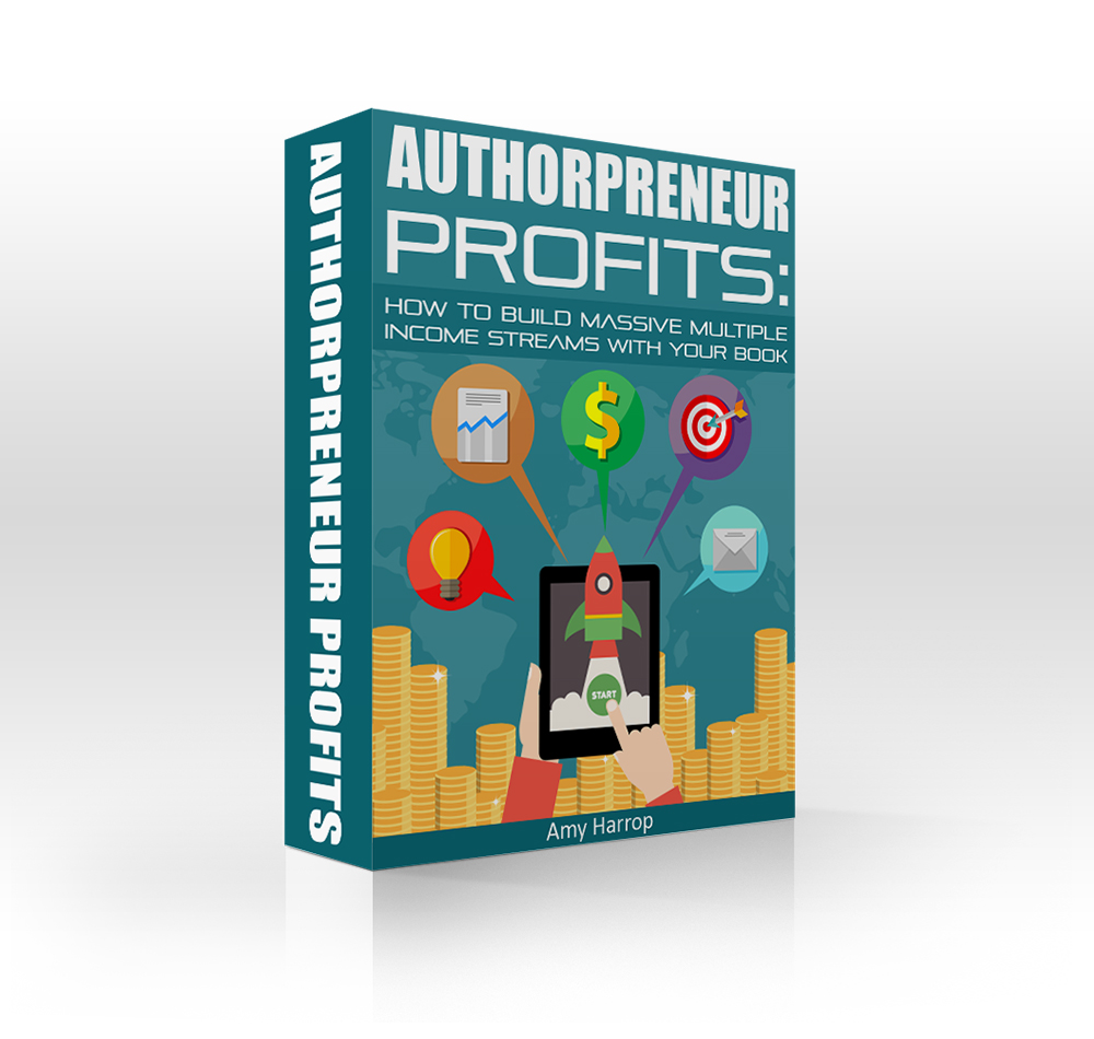 Amy Harrop – Authorpreneur Profits