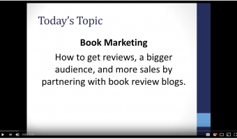 Make More Sales and Get More Reviews With Book Blogs